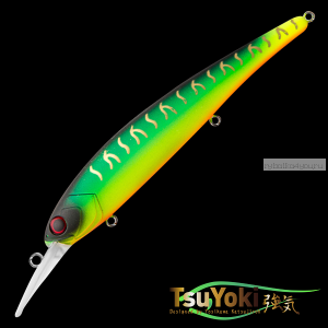 Воблер TsuYoki Jass SR 120F 120 мм / 17,5 гр / Заглубление: 1,5 - 3,5 м / цвет: 013