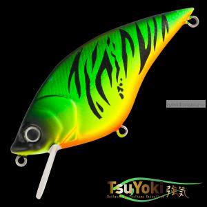 Воблер TsuYoki Kruger 75F 75 мм / 13 гр / Заглубление: 0,6 - 1,2 м / цвет: 090