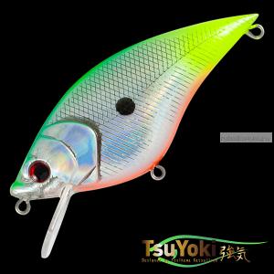 Воблер TsuYoki Kruger 75F 75 мм / 13 гр / Заглубление: 0,6 - 1,2 м / цвет: 404