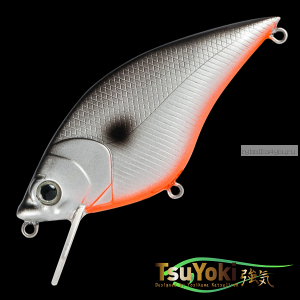 Воблер TsuYoki Kruger 75F 75 мм / 13 гр / Заглубление: 0,6 - 1,2 м / цвет: 650