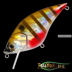 Воблер TsuYoki Kruger 75F 75 мм / 13 гр / Заглубление: 0,6 - 1,2 м / цвет: 678