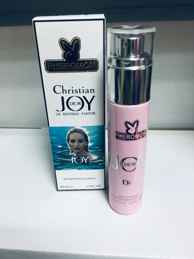 Мини-парфюм с феромонами Christian Diror Joy 45ml (new)
