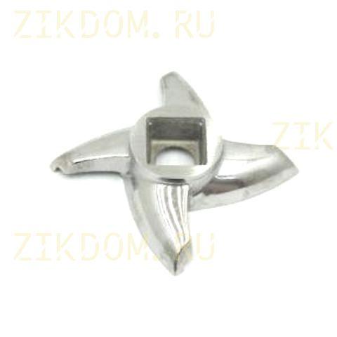 Нож M780-4 мясорубки Bork VITEK ROLSEN