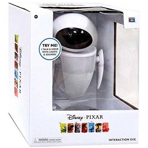 Интерактивный говорящий робот Ева (Eve) ,WALL-E Disney Pixar
