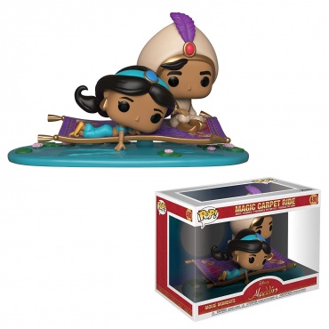 Фигурка Funko POP! Vinyl: Disney: Movie Moment: Aladdin: Magic Carpet Ride 35760