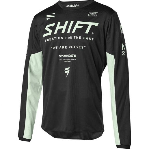 Shift - 2019 Whit3 Label Iceland Limited Edition джерси