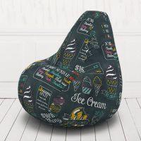 Кресло-груша Айскрим