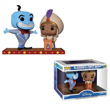 Фигурка Funko POP! Vinyl: Movie Moment: Aladdin Genie 29375
