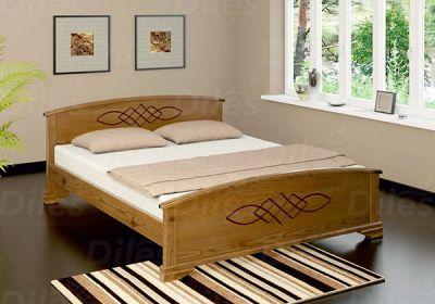 Кровать Дилес Гера с П/М