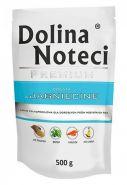 DOLINA NOTECI PREMIUM с ягненком, овощами и рисом 500г пауч