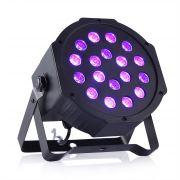 Ультрафиолетовый прожектор big led 18w