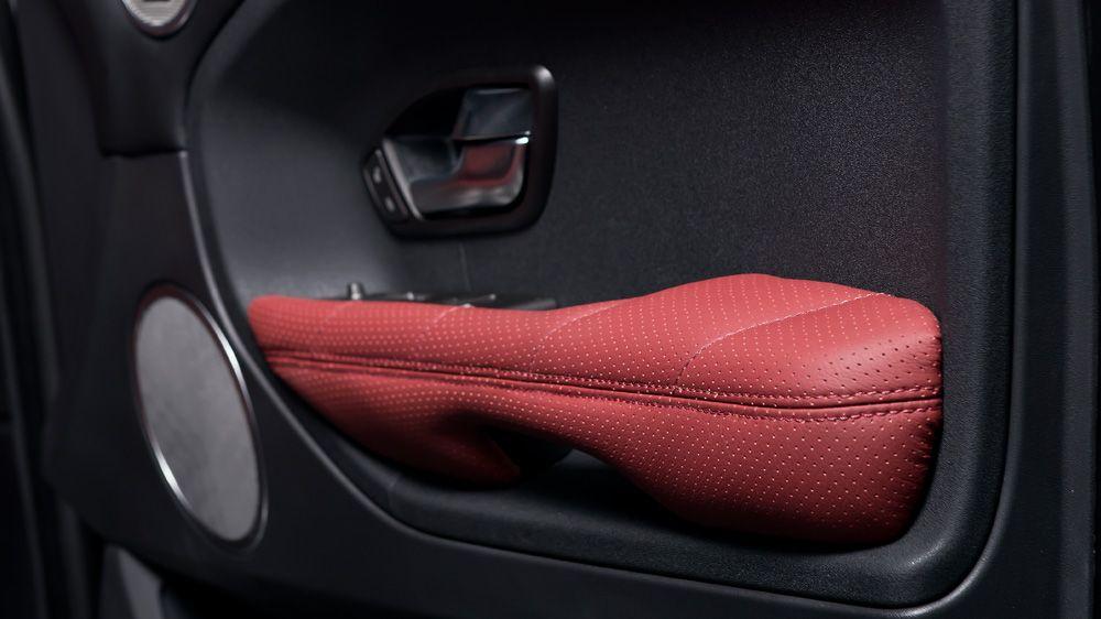 Обшивка подлокотников дверей (Range Rover Evoque)