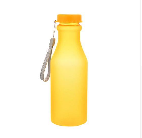 Бутылка Для Воды Bra Free, Цвет Желтый