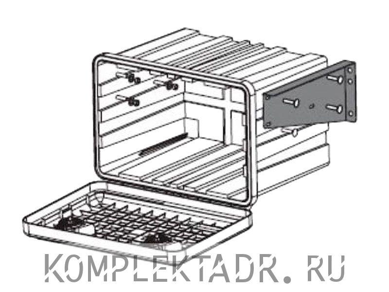 Крепление для инструментальных ящиков DAKEN 88422 ТА