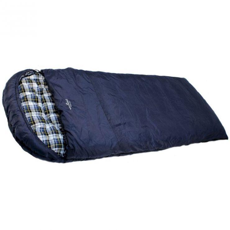 Спальный мешок Woodland IRBIS 400 L до -10