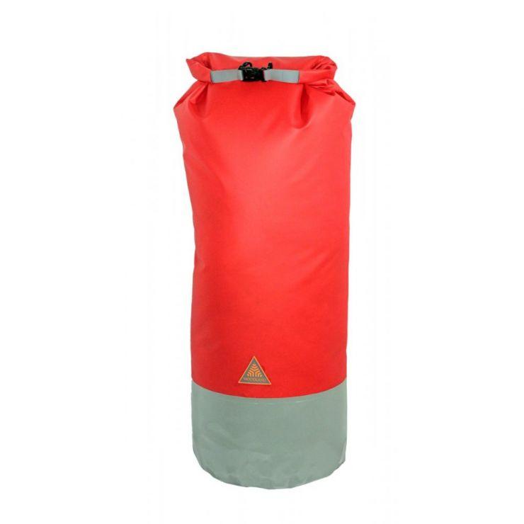 Гермомешок Woodland Dry Bag 80 л, пвх, цвет красный