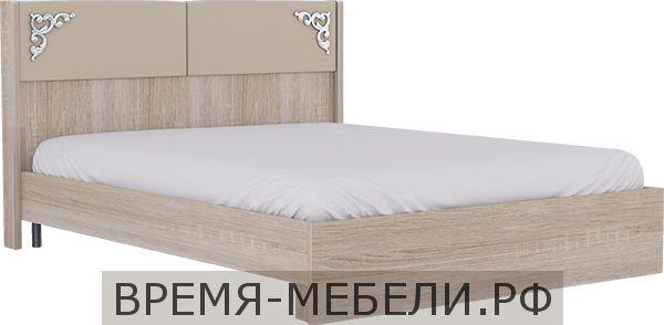 """Кровать """"Сан-ремо 16М"""" с ортопедическим основанием"""