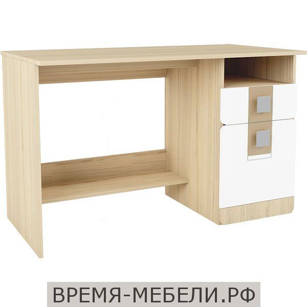 """Стол письменный """"Стиль 17"""" Кофе с молоком"""