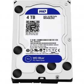 "Жесткий диск HDD 3.5"" 4 TB Western Digital WD Blue Desktop  WD40EZRZ"