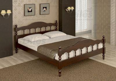 Кровать Дилес Точенка