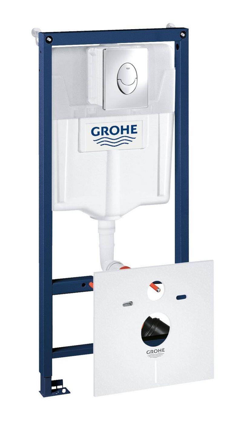 Рамная инсталляция Grohe Rapid SL 38750001