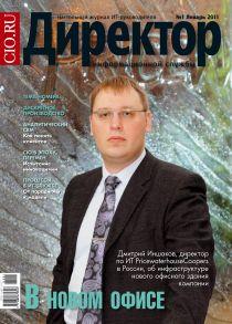 Директор информационной службы №01/2011