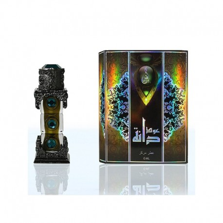 HALIC OUD DAANAH CONCENTRATED PERFUME OIL 6ml (унисекс)