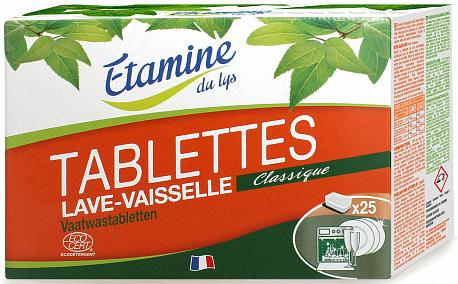 Etamine Du Lys Таблетки для посудомоечных машин 25 шт 500 г