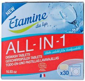 Etamine Du Lys Таблетки для посудомоечных машин Всё в 1 480 г