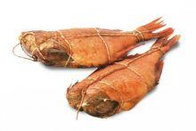 Окунь морской горячего копчения отборный Спб от 1 кг