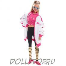 коллекционная кукла Барби Пума - PUMA Barbie Doll