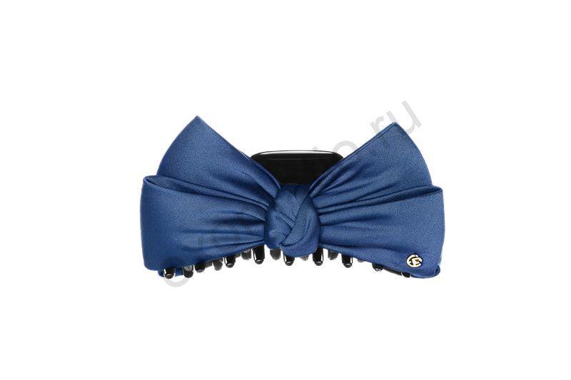 Заколка-краб Evita Peroni 30639-845. Коллекция  Basic-Fabric Blue