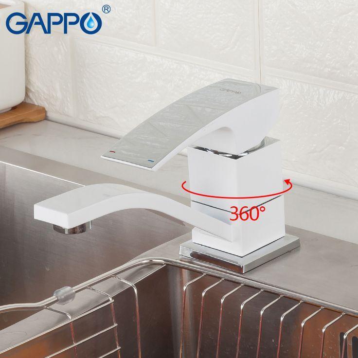 Gappo Noar G4507-7 Смеситель для кухни с поворотным изливом