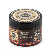Organic argana Натуральный скраб для тела, 300 мл