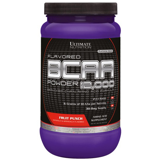 Flavored BCAA Powder 12000 от Ultimate Nutrition 450 гр