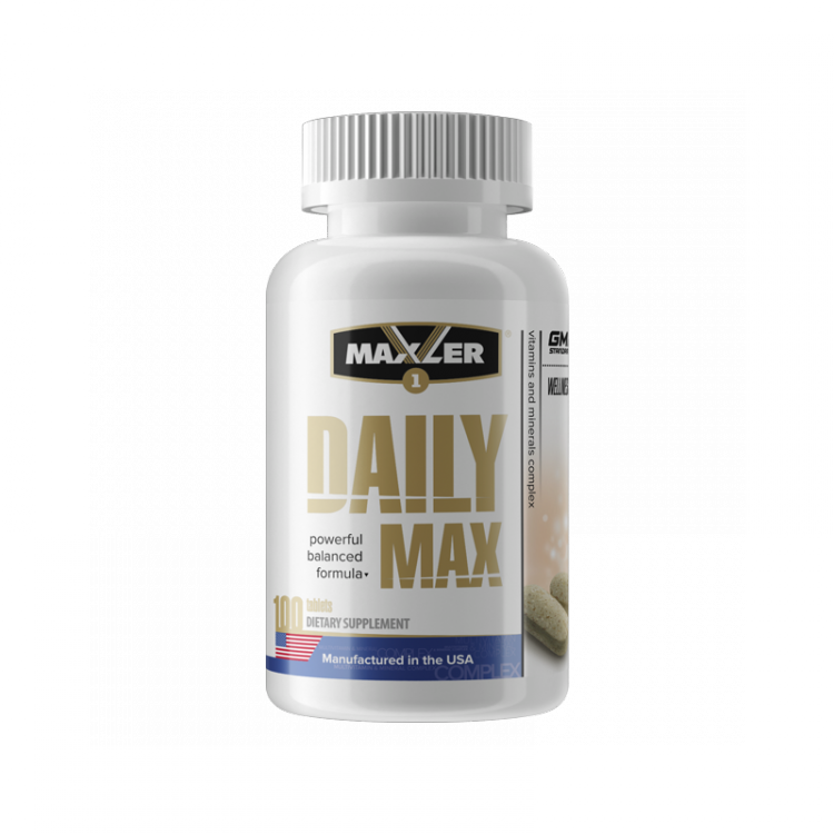 Daily Max от Maxler 60 таб