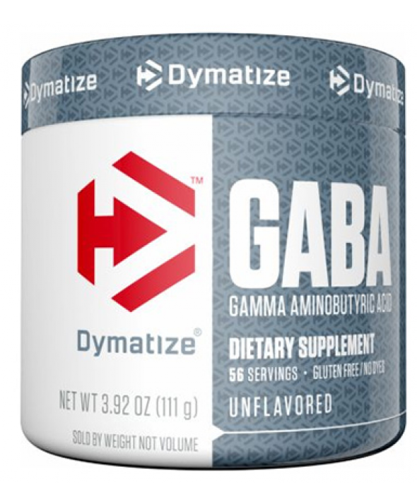 GABA от Dymatize Nutrition 111 гр (55 порций)