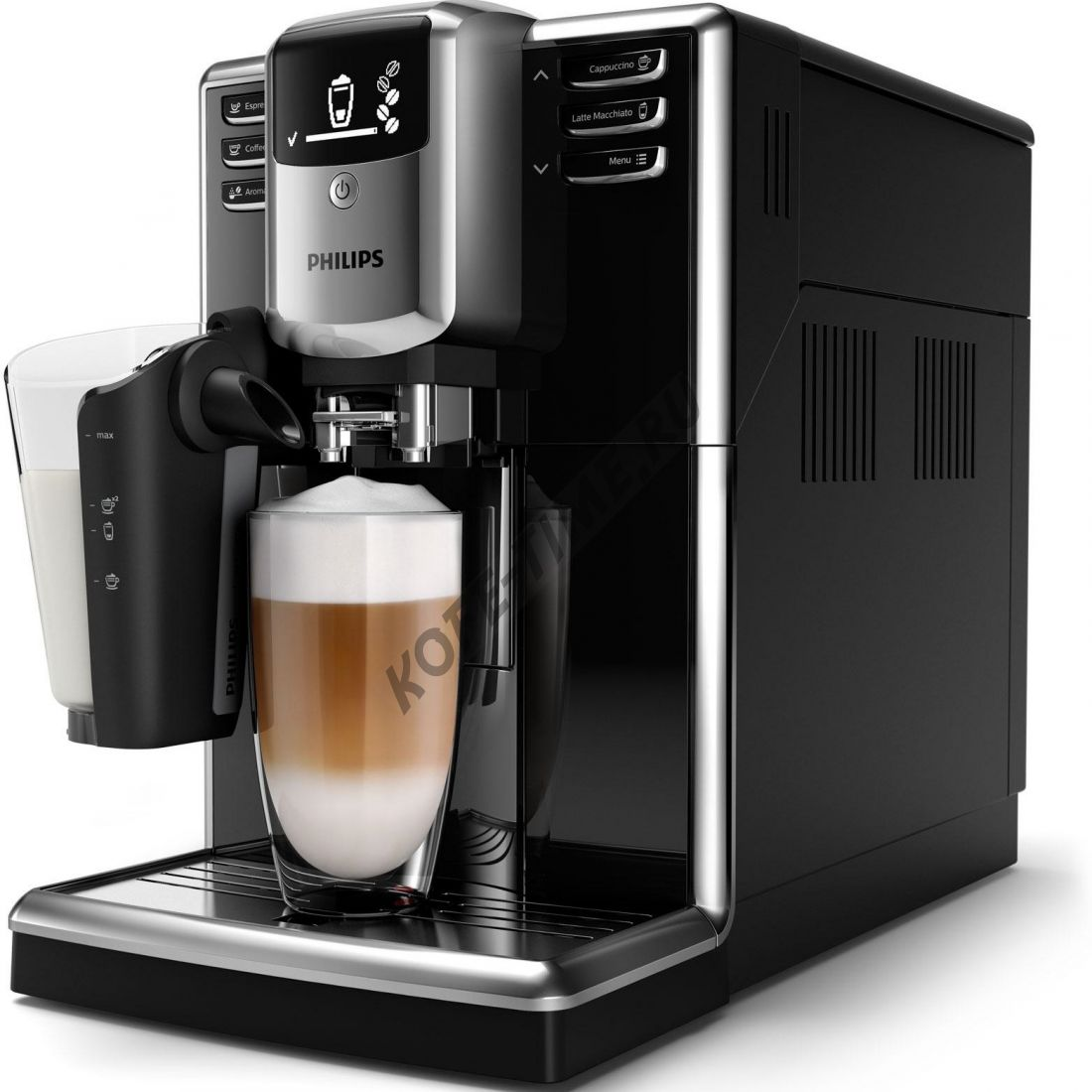 Кофемашина Philips EP5030 LatteGo