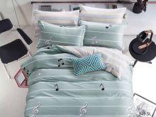 Комплект постельного белья Сатин SL  евро  Арт.31/349-SL