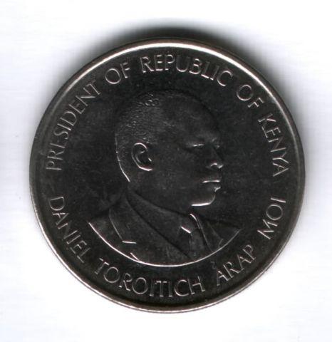 1 шиллинг 1994 года Кения XF