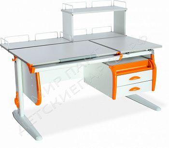 Парта «ДЭМИ» СУТ 25-04-Д1  Стол универсальный трансформируемый (габаритные размеры стола ДхГ: 120 см х 88 см)