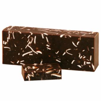 Мыло натуральное Шоколад (с маслом какао), брикет 1 кг