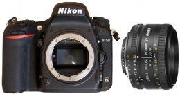 Nikon D750 Kit 50 f/1.8D AF