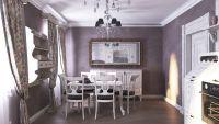 Кухня Корри Белая