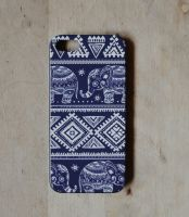 Чехол для Apple iPhone 5/5s Слон 3