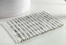 Коврик для ванной AQUA  50*80 (серый) Арт.5129-4