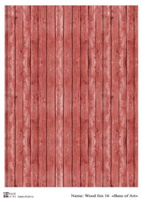 Wood  fon 16