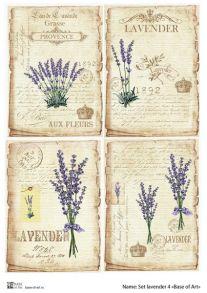 Set lavender 4