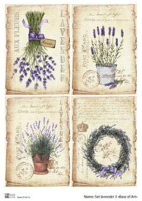 Set lavender 3