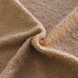 Искусственный мех (коричневый)